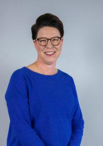 Työntekijä Annika Kähkönen
